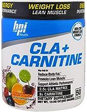 BPI SPORTS CLA+LCARNITINE - POWDER - 50 SERV