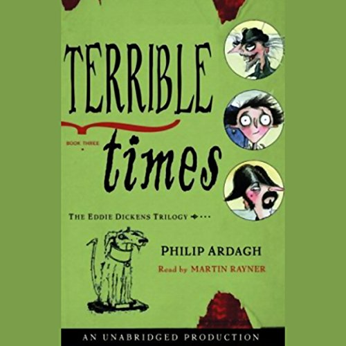 Terrible Times audiobook cover art