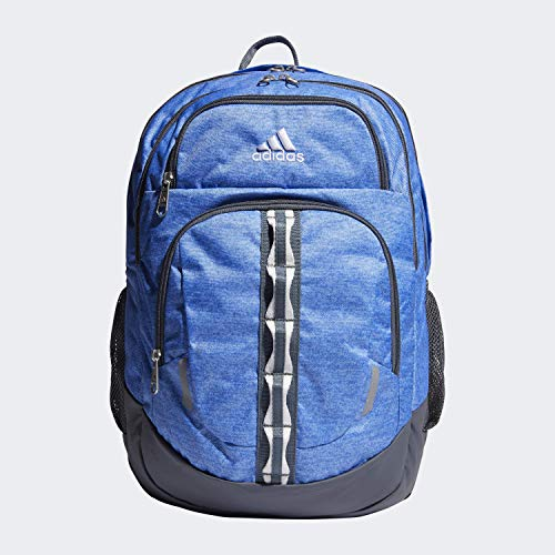 Product Image of the adidas Unisex Prime Backpack, Real Blue Jersey/ Onix, ONE SIZE