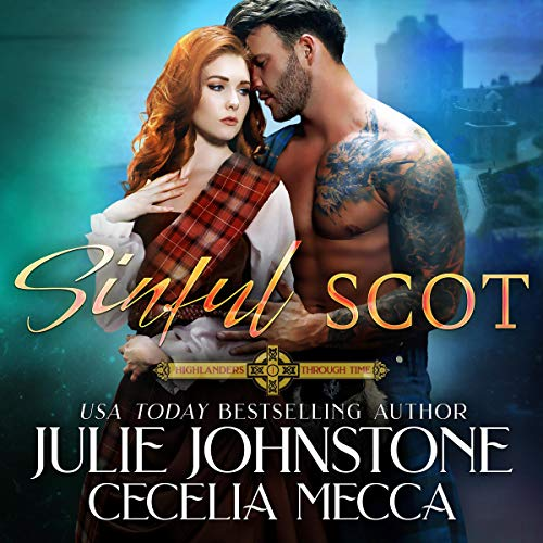 Couverture de Sinful Scot