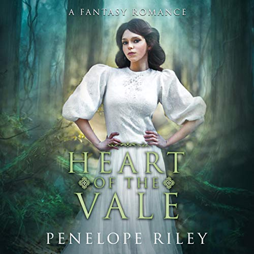 Heart of the Vale audiobook cover art