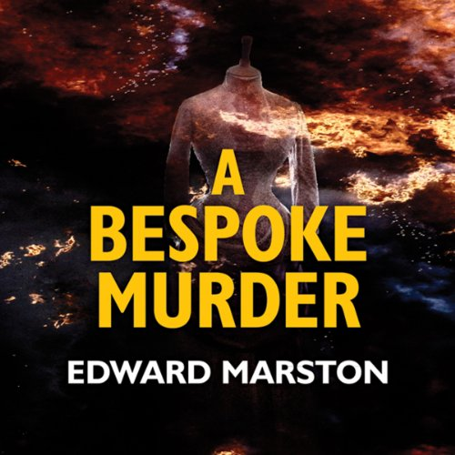 A Bespoke Murder audiobook cover art