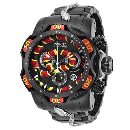 Invicta Reserve Venon Snake Chronograph Quartz Men's Watch 32037
