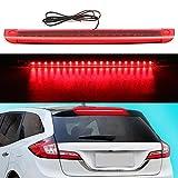 Faro trasero universal para coche con 20 LED, gran sujeción, luz trasera como tercer freno y parada, 12 V