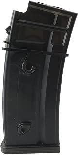 SportPro 130 Round Polymer Medium Capacity Magazine for AEG G36 Airsoft - Transparent