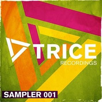 Trice Recordings Sampler, Vol. 1