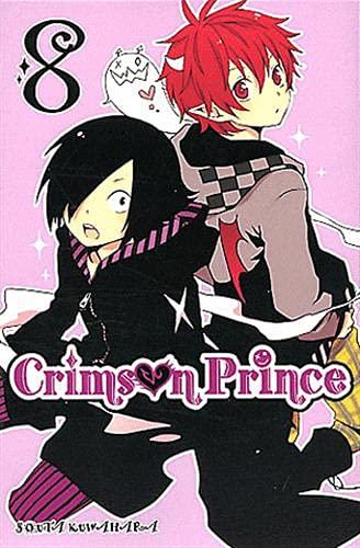 CRIMSON PRINCE T08