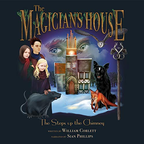 The Magician's House: The Steps up the Chimney Titelbild