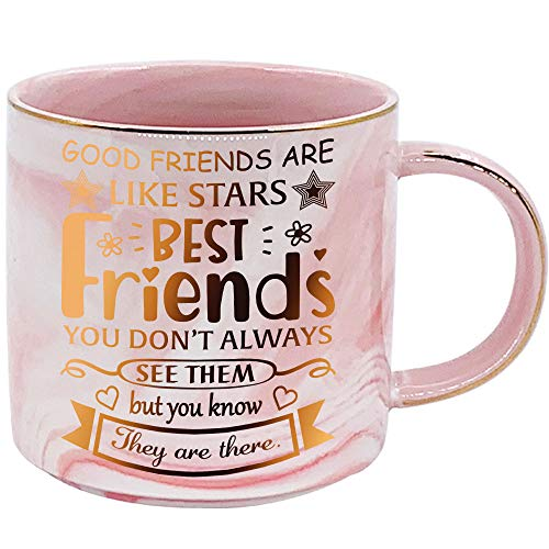 Friendship Mug For Women | Best Friends Gifts | Girl | Long Distance | BFF | Christmas's Day | Her | Cup | Coffee Mug