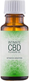 PHARMQUESTS By Shots - Cbd Natural Aceite Íntimo para El Placer, 20 ml