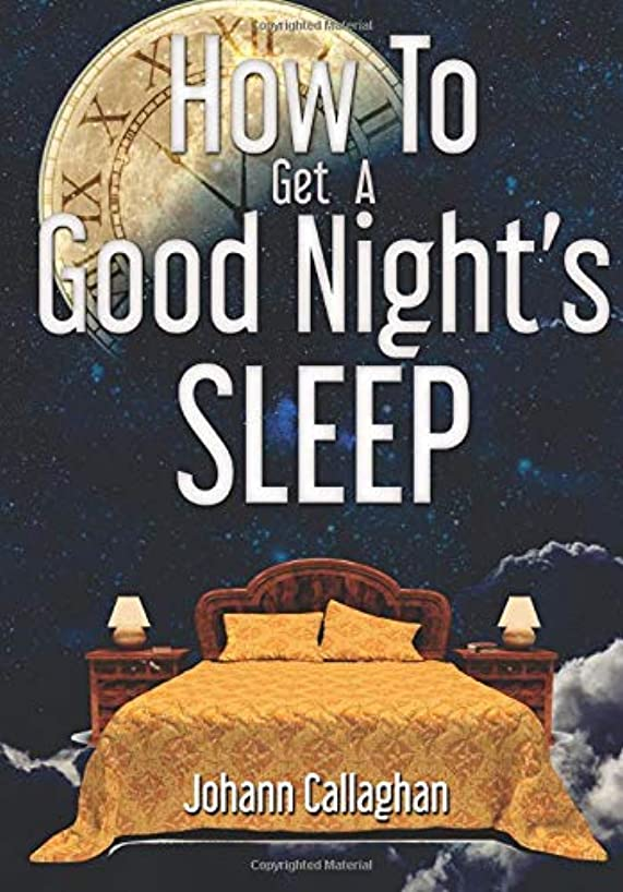 平手打ちアリ韻How To Get A Good Night's Sleep