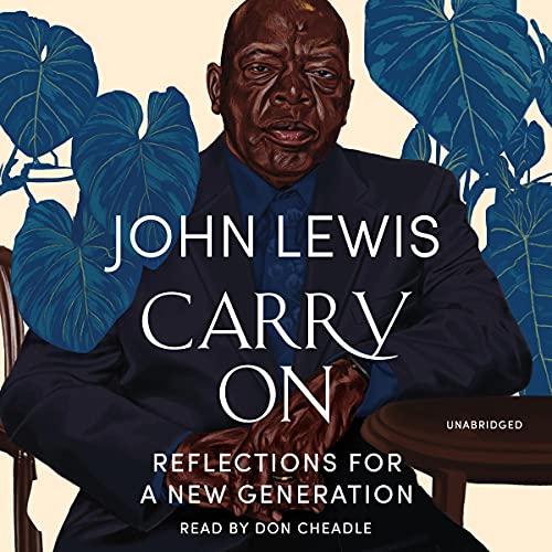 『Carry On』のカバーアート