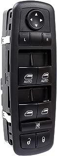 OCPTY Power Window Switch Driver Side Power Window Master Control Switch Fits 2011-2014 Dodge Charger 4-Door 2016 Ram 1500 2500 3500 4500 5500 4-Door Replace 68231805AA 68139805AB 68139805AA