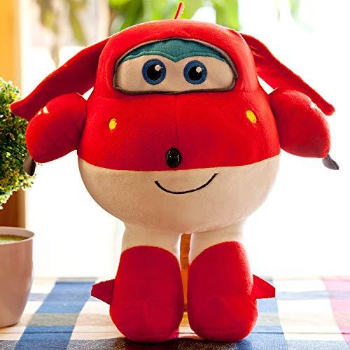 Plüschtier 48cm Süße Hochzeit Presse Puppe Kinder Geburtstag Mädchen Kinder Spielzeug Super Hero Wings Puppe Große Kissen Roboter Plüschtier Puppe
