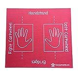 Product Image of the Pink Cartwheel Mat, Handstand, Bridge (Easy Gymnastics)