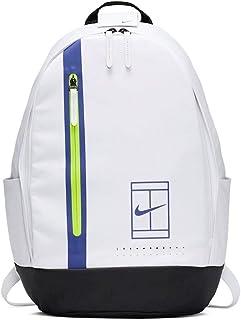 Nike Nkcrt Advantage Bkpk Backpack, Unisex Adult, White/Black/Rush Violet, One Size