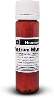 Natrum Muriaticum 200C Homeopathic Remedy - 200 Pellets