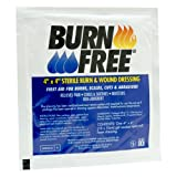Burn Erste Hilfe Dressing Burnfree 4x4 Jeder -