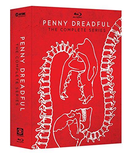 Penny Dreadful: The Complete Series (9 Blu-Ray) [Edizione: Stati Uniti] [Italia] [Blu-ray]