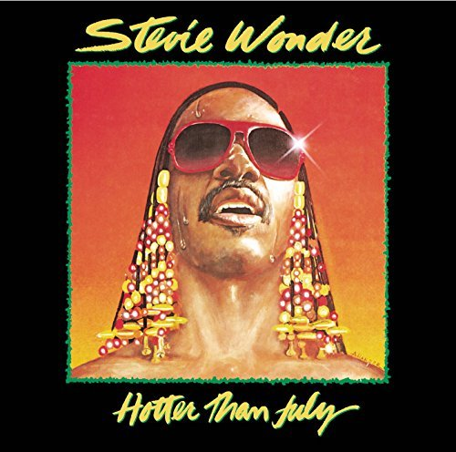 Hotter Than July (Remastered) by Stevie Wonder (2000-05-02)