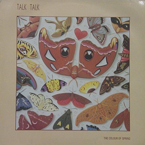 Talk Talk - The Colour Of Spring - EMI - 1A 062-24 0491 1, EMI - 062 24 0491 1, EMI - 24 0491 1
