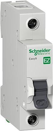 Disjuntor Easy9 1p 32a Curva C - 3000a Easy9 Schneider Electric Branco