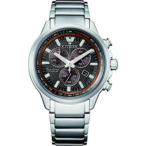 orologio cronografo uomo Citizen Supertitanio casual cod. AT2470-85H