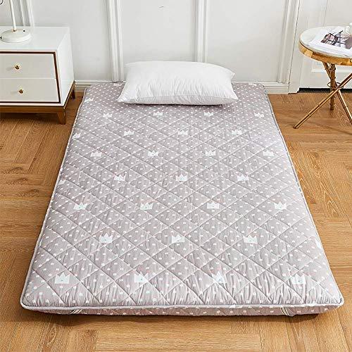 SADDPA Verdicken Sie Futon Tatami Kissen Matratze, Bodenmatte Kissen Matratze Pad rutschfeste Schlafkissen Faltbare Matratze