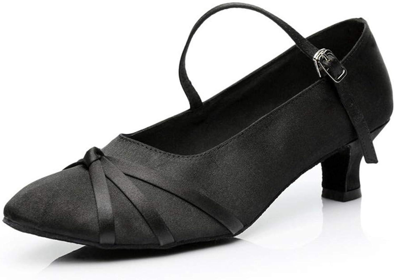Super frist Women Dance shoes Ballroom Latin Salsa Bachata Performance Dance Dancing shoes