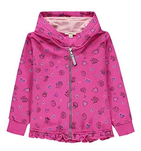 ESPRIT Baby-Mädchen Sweatjacke Sweatshirt, pink 4 pink, 104/110