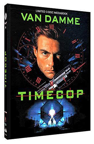 Timecop - Mediabook Cover C - Limitiert auf 222 Stück (+DVD) [Blu-ray]