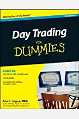 Day Trading For Dummies (For Dummies (Lifestyles Paperback)) by Logue MBA, Ann C. 2nd (second) Edition (2011) Paperback