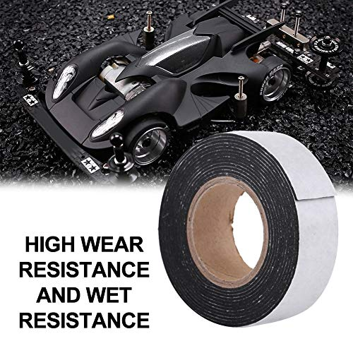 Dilwe RC Auto Tap, doppelseitigen Klebeband DIY Bausteine Modell Auto Teile Masking Tape Refill