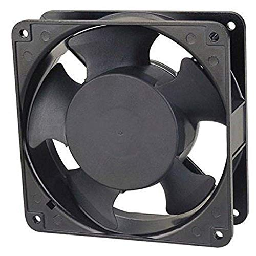 Professional Grade Products AA9252HB-AT AC-Fan, Ball Bearing, Term, 230/60V, 34.0 CFM, 90 mm x 90 mm x 25 mm