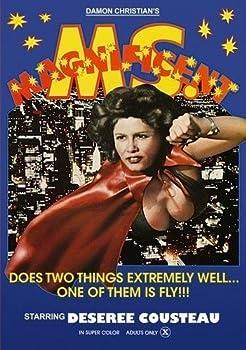 Ms Magnificent  aka Superwoman