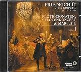 Flötensonaten,Flötenkonzert & Märsche Vol.1