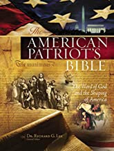 The NKJV, American Patriot's Bible, Hardcover: The Word of God and the Shaping of America