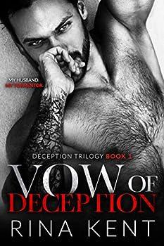 Vow of Deception  A Dark Marriage Mafia Romance  Deception Trilogy Book 1
