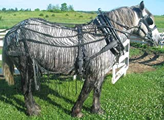 Weaver Leather Nylon Webbing Buggy Horse Fly Net - Fly Sheet