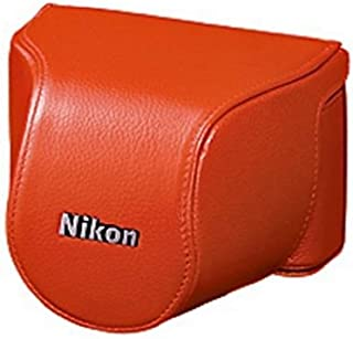 Nikon CB-N2000SM Body Case Set for Nikon 1 J2 with 10-30mm Lens - Orange