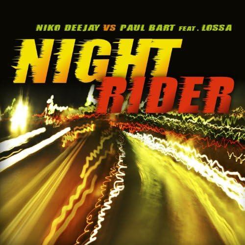 Niko Deejay & Paul Bart feat. Lossa