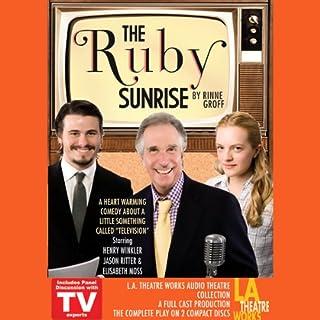 The Ruby Sunrise cover art