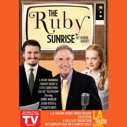 The Ruby Sunrise cover art
