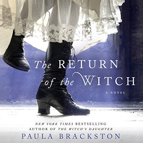 The Return of the Witch audiobook cover art