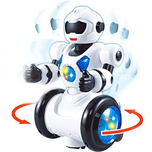 Robô Moving Movimentos Luzes E Música - 1038