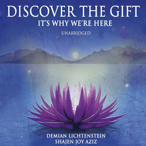 Discover the Gift audiobook cover art