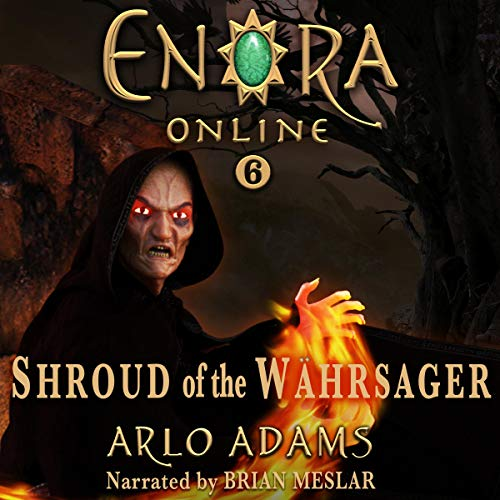 Shroud of the Wahrsager cover art