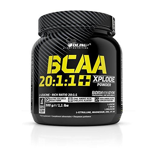 Olimp Sport Nutrition BCAA 20:1:1 Xplode Powder Xplosive Cola, 500 g