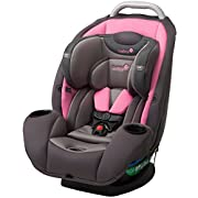 """4-in-1 convertible car seat: Rear-facing for small babies 4-22 pounds, extended rear-facing for toddlers 15-50 pounds, forward-facing 22-65 pounds, and belt-positioning booster 40-120 pounds and 57"""" tall 360 Protect™ provides 6 layers of safety: (1) ..."""