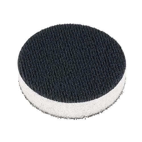 Softauflage 50mm aus Schaum (weich), Interface-Pad soft, Buffer Pad für Schleifteller/Polierteller und Klett-Schleifpapier - DFS